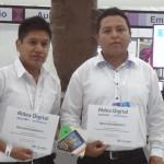 ESTUDIANTES DE LA UTVM OBTIENEN PRIMER LUGAR   EN LA ALDEA DIGITAL TELCEL 4GLTE INFINITUM 2015