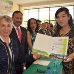 SE GRADÚA DE LA UTVM LA PRIMERA GENERACIÓN  DEL PROGRAMA DE EDUCACIÓN INCLUYENTE