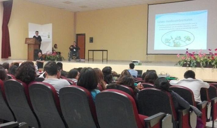 ESTUDIANTES DE LA UTVM PARTICIPAN EN CONFERENCIA DE SUSTENTABILIDAD