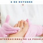 8 de octubre  Día Internacional de la Podología